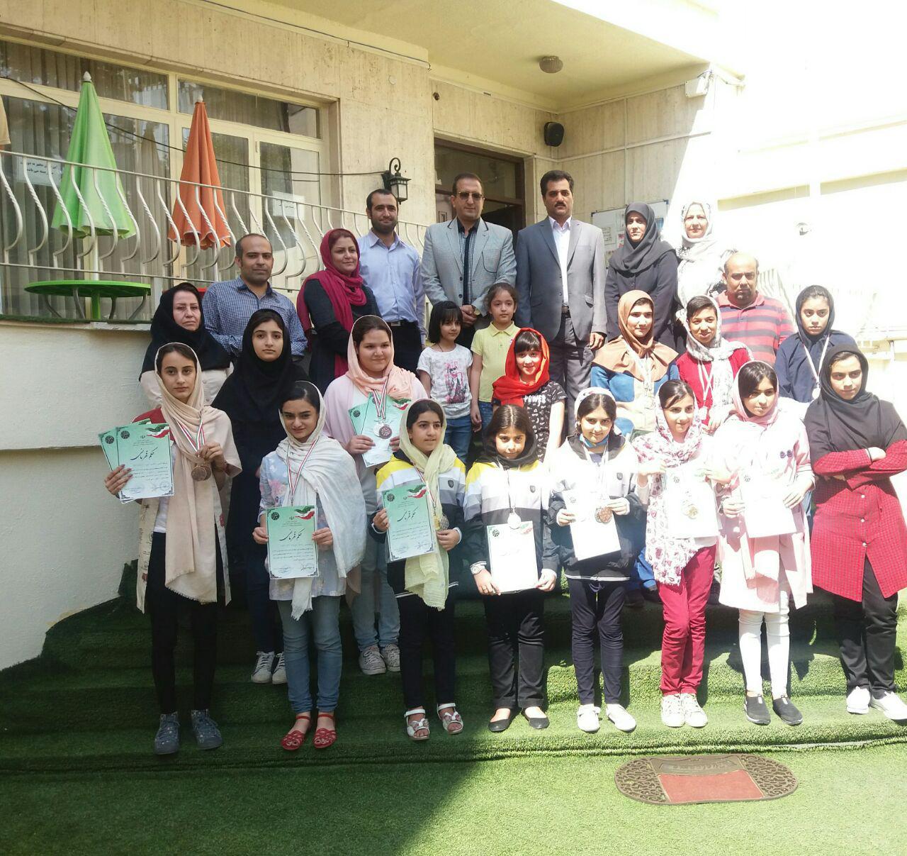 تیم جنوبغرب تهران قهرمان مسابقات امیدهای آینده تهران شد.