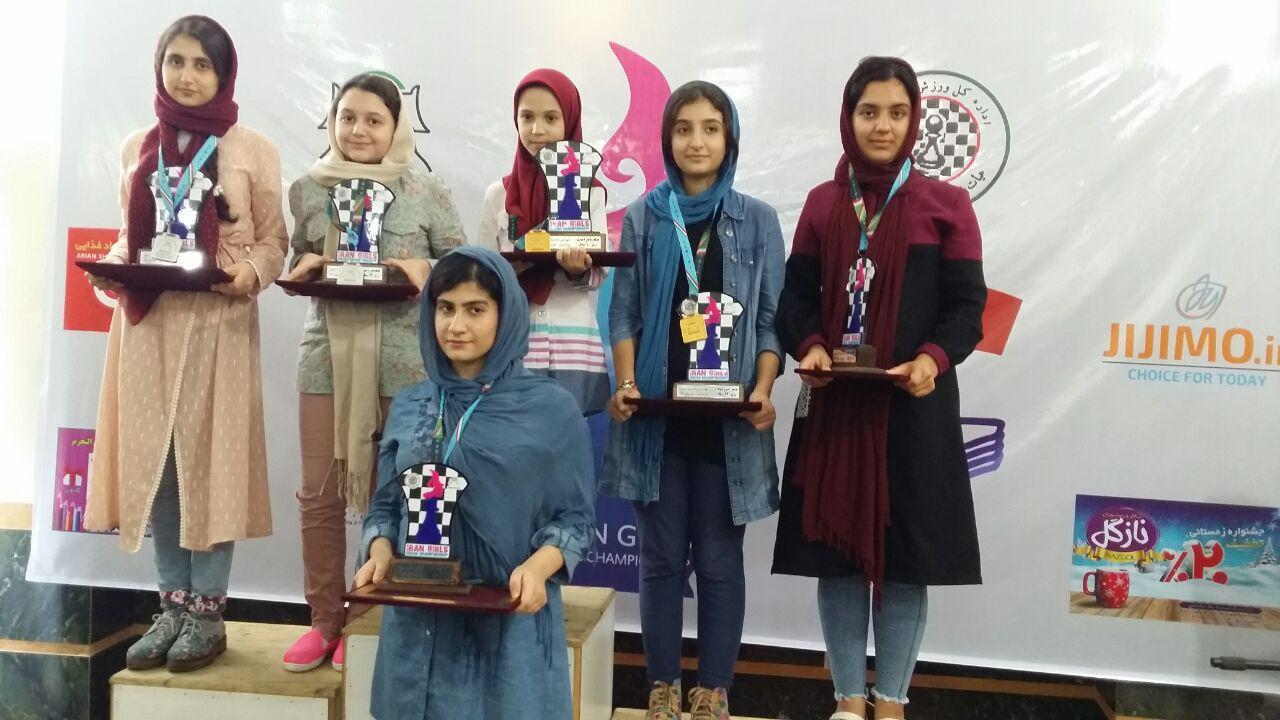 مسابقات رده سنی پسران استان تهران