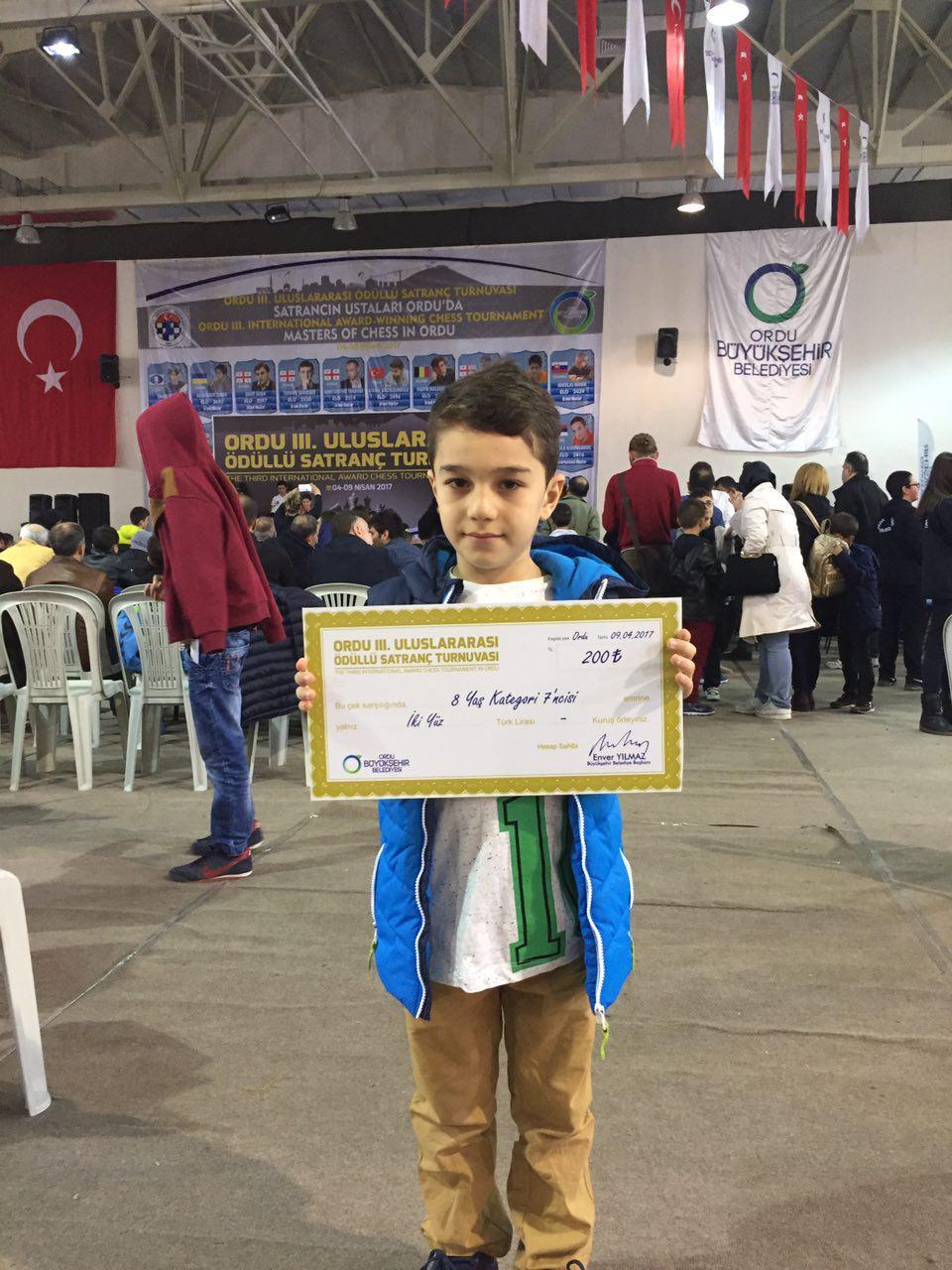 مسابقات آزاد ترکیه
