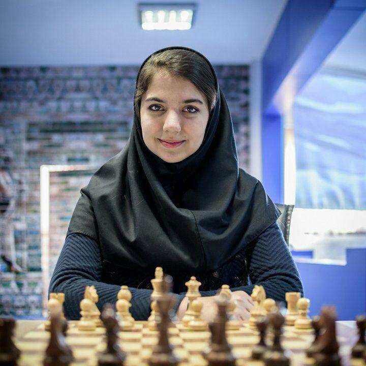 تقدیر گل محمدی از حرکت جوانمردانه استاد بزرگ شطرنج بانوان تهران و کشور