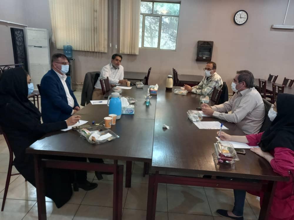 برگزاری جلسه هیات رئیسه شطرنج استان تهران مورخ 25 مهر