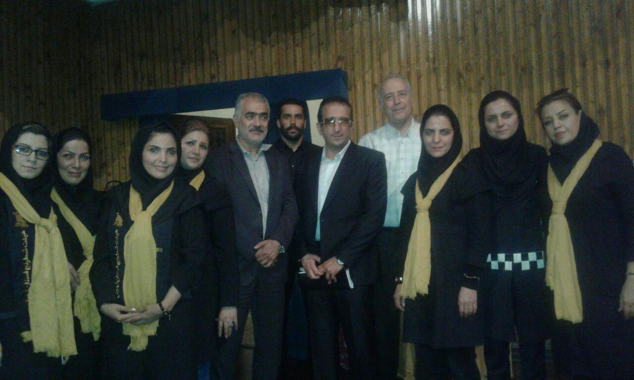 ایران با اقتدار قهرمان مدارس آسیا شد.