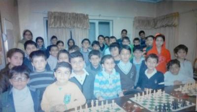 مسابقه هیات شطرنج شمیرانات
