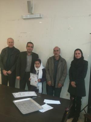 جلسه فصلی هیات شهرستان و حوزه و تجلیل از قهرمانان رده سنی کشور