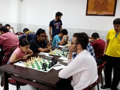 استاد بزرگ احسان قائم مقامی قهرمان جام پایتخت شد
