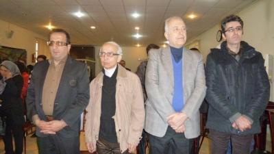 مراسم اختتاميه ليگهاي باشگاهي استان تهران